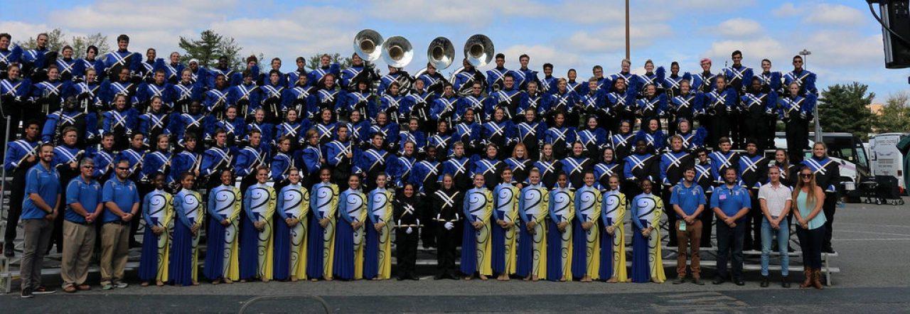 Henry clay high school band blue devils lexington ky for Yamaha school of music lexington